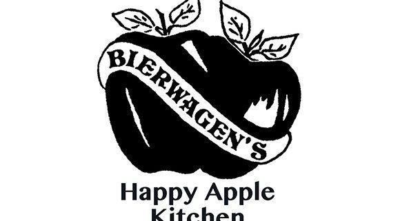 Happy Apple Kitchen Logo